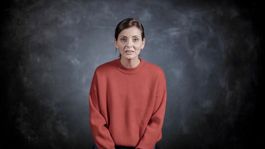 Nevenka Fernández en un momento de la serie.