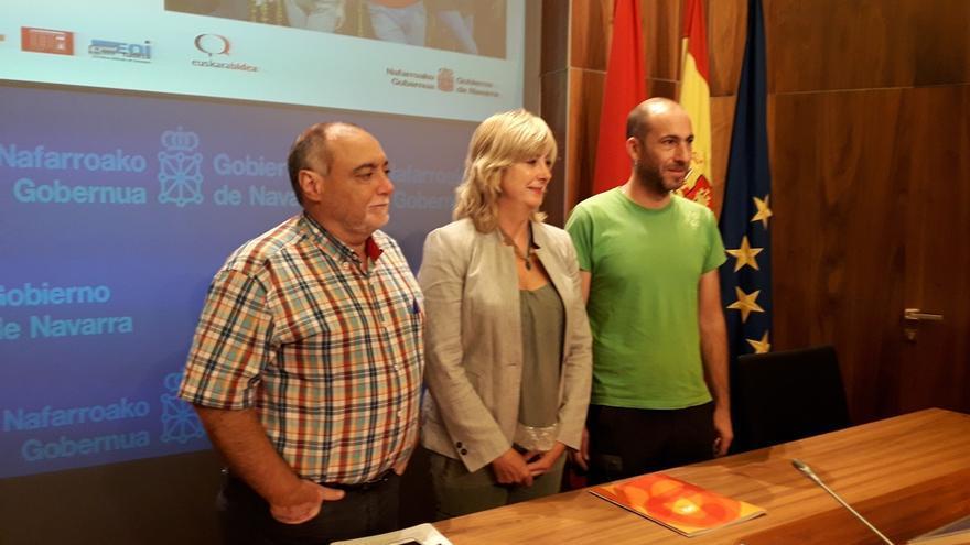 El Gobierno foral y 32 entidades locales lanzan una campaña para promocionar el aprendizaje de euskera en adultos