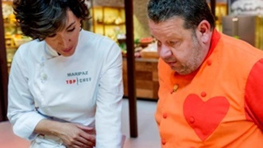 'Top Chef' (15.5%) lidera contra el 'debate a 9', y Bertín domina en late night (17.5%)