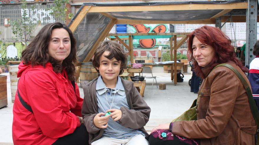 Eva y Ana, madres en huelga por una educación pública de calidad