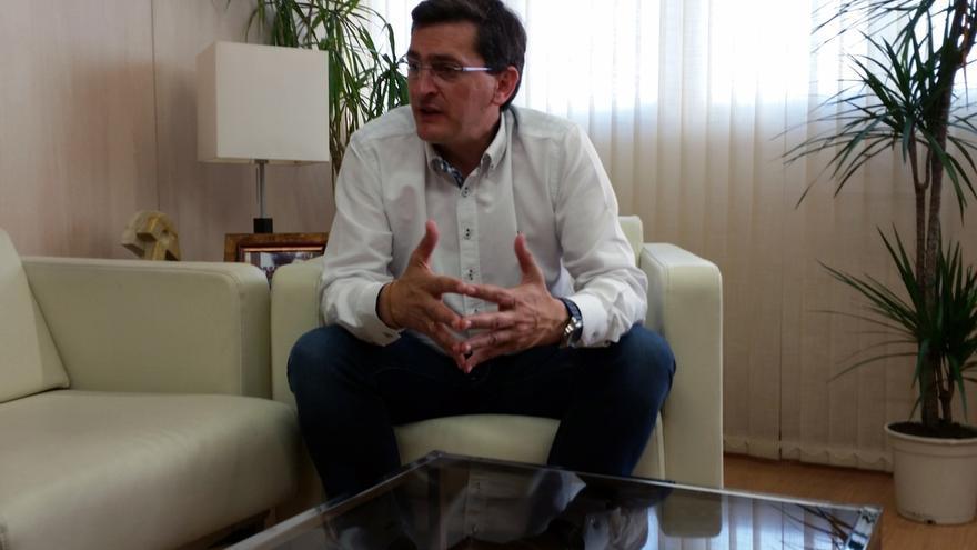 """Teruel (PSOE) lamenta el """"juego sucio"""" del PP en Cantoria, donde han creado un """"auténtico infierno"""""""