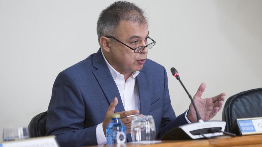 Heriberto García, director del IGVS