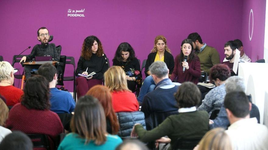 La Ejecutiva de Podemos convoca un Consejo Ciudadano el 2 de febrero tras agravarse la peor crisis del partido