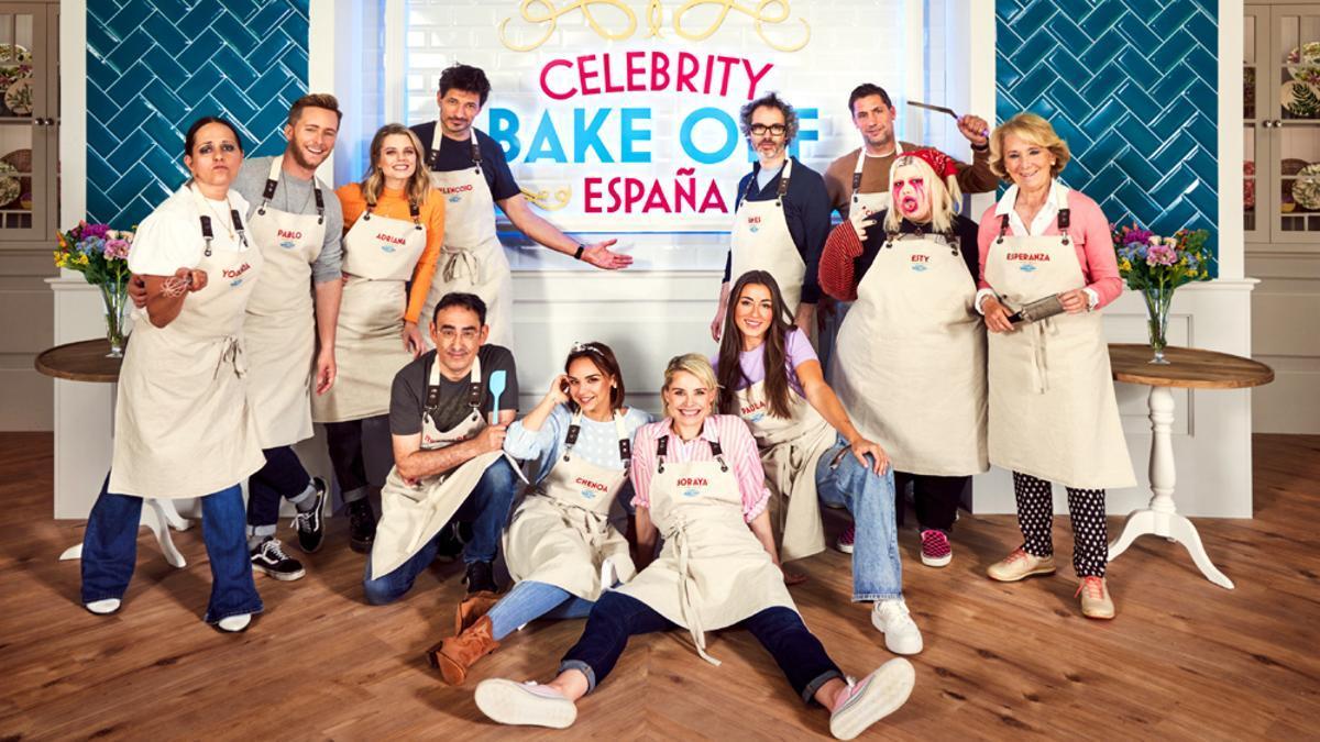 El casting de 'Celebrity Bake Off'