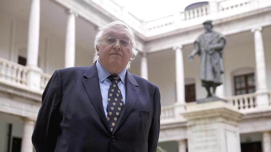 El historiador Paul Preston