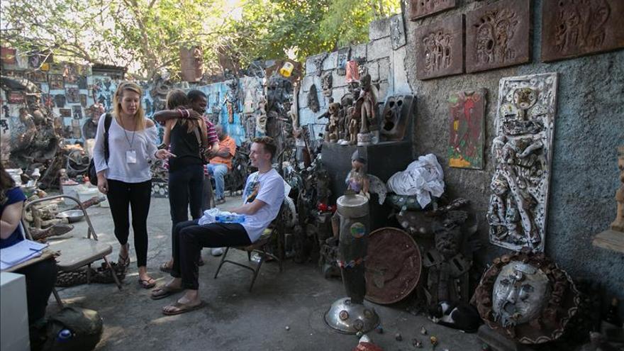 La IV edición de Ghetto Biennal reúne artistas locales e internacionales en Haití