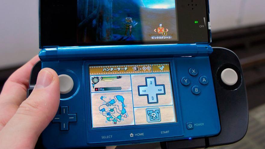 Circle Pad Pro 3DS