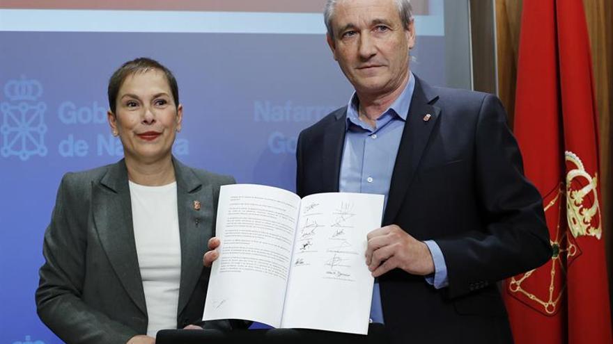 Satisfacción en Navarra por un Convenio que aporta estabilidad económica