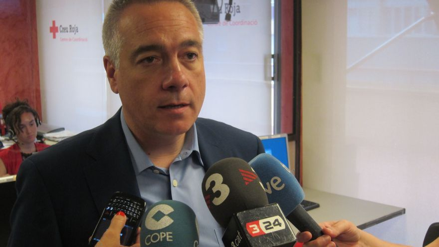 Navarro admite que el PSC no celebrará primarias abiertas y culpa a Artur Mas