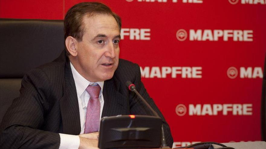 Mapfre ganó 201 millones hasta marzo, un 8 % menos, afectado por Venezuela