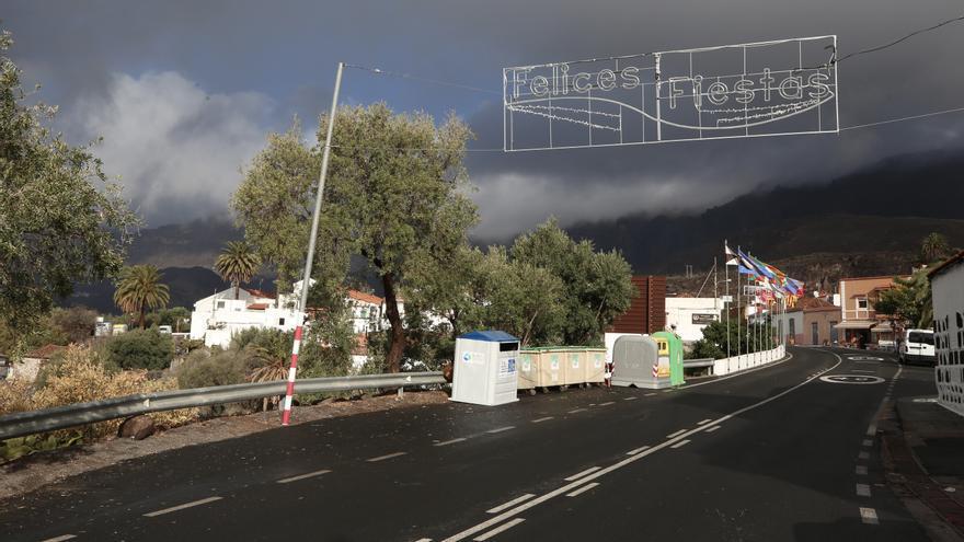 Cielos nubosos y lluvias débiles este domingo en Canarias