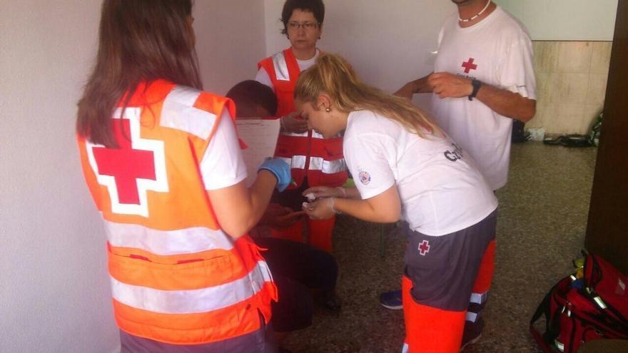 Asciende a 224 el número de inmigrantes rescatados a bordo de 23 embarcaciones en aguas del Estrecho