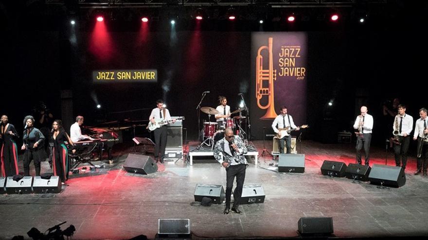 Zalon en Jazz San Javier