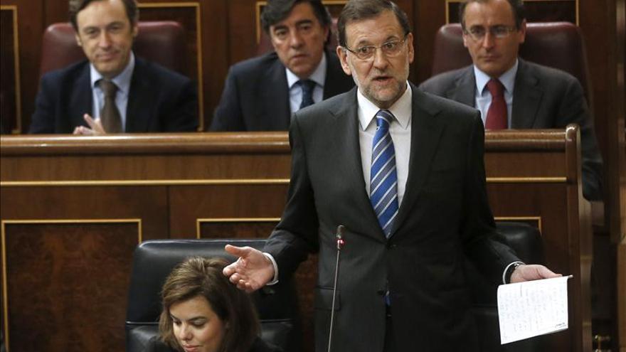 Rajoy traslada hoy al Congreso que España cubrió sus expectativas en Bruselas