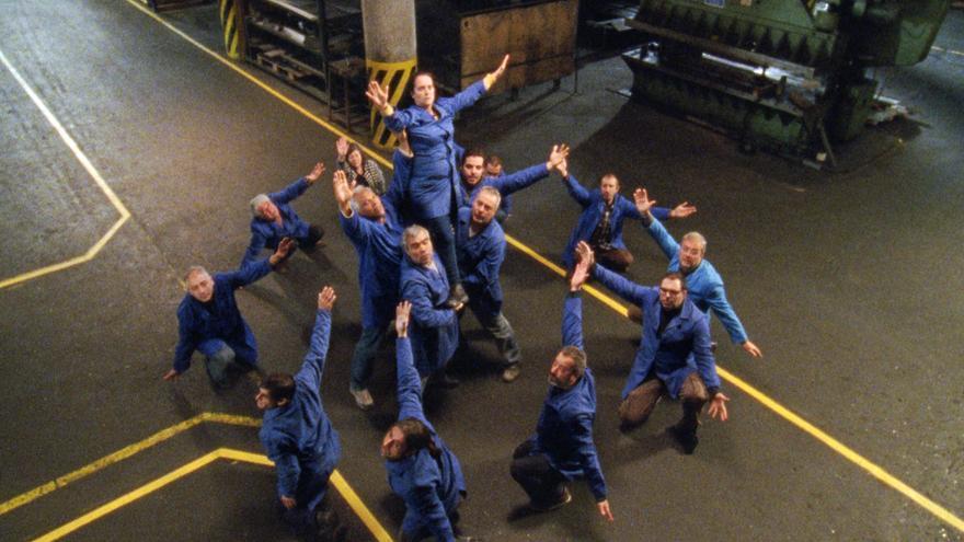 'A fabrica de nada' gana el Giraldillo de Oro de la 14ª edición del Festival de Cine de Sevilla