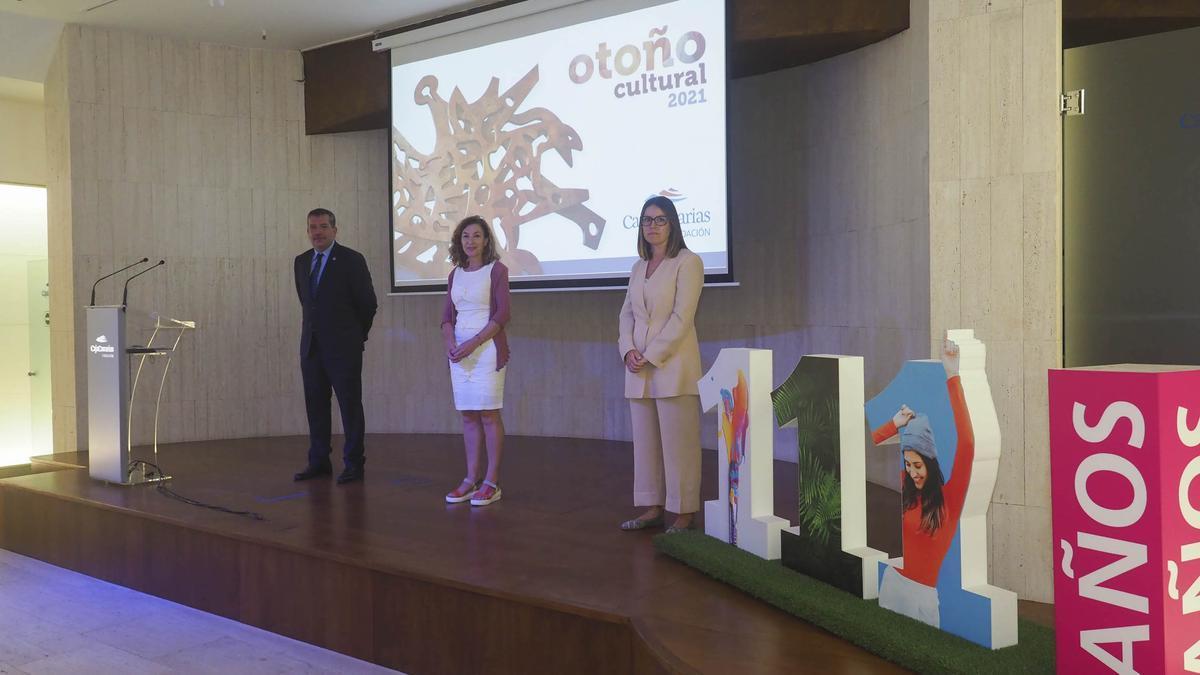 Acto de presentación del programa.