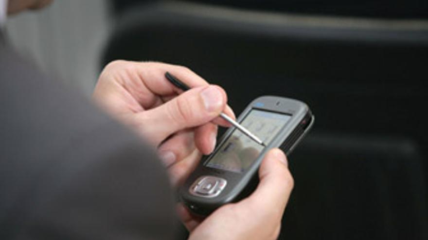 Canarias, con el menor número de usuarios que acceden a Internet por móvil