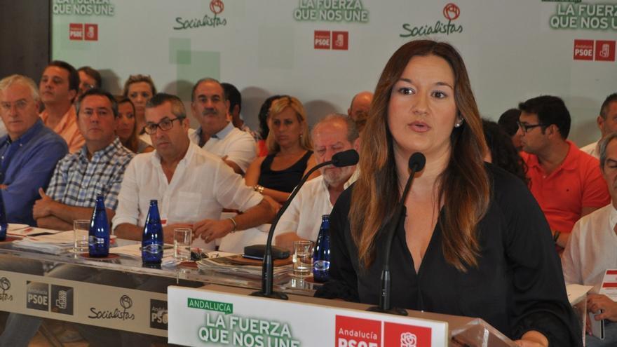 Aprobada la lista de los 54 delegados del PSOE de Sevilla para el Congreso federal, con Díaz al frente