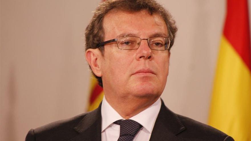 Miguel Ángel Collado, rector de la UCLM / Foto: Europa Press