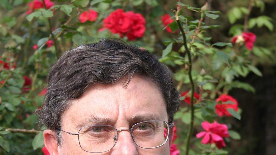 El investigador murciano Martínez Cerezo / Fotografía: Hernández Pina