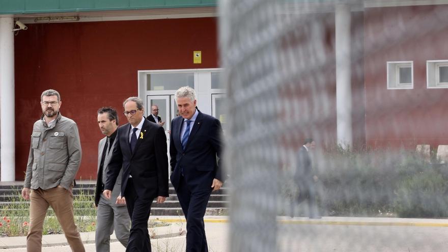 Torra mantiene la toma de posesión de los consellers y espera explicaciones del Gobierno