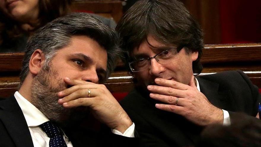 JxCat pide a Sánchez que fiscalía retire los cargos contra independentistas