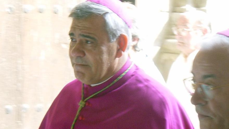 Monseñor Javier Martínez, arzobispo de Granada/ Foto: web del Arzobispado de Granada