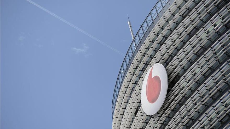 El beneficio operativo de Vodafone baja el 58,2 % en seis meses
