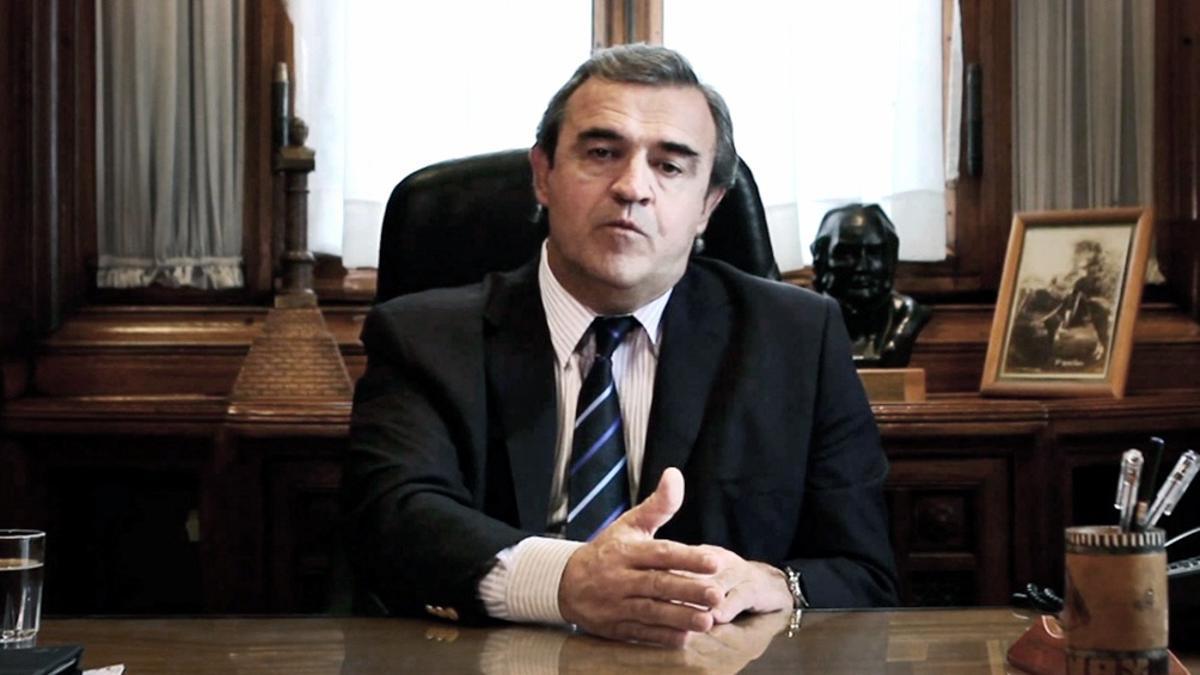 Larrañaga fue candidato a la presidencia de Uruguay