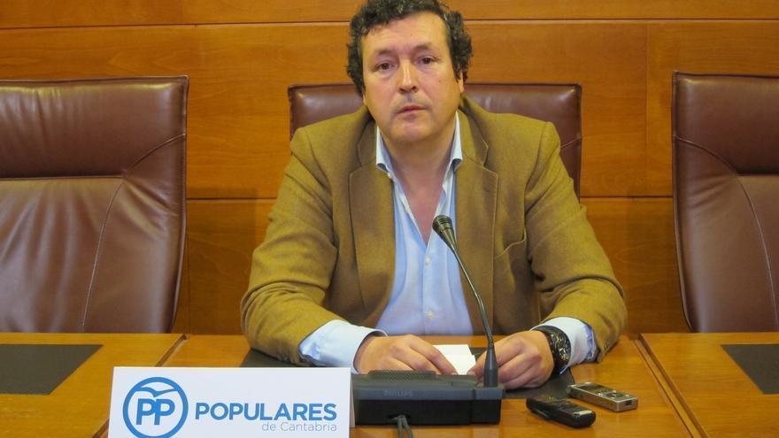 """PP pide al Gobierno un plan de bienes de interés cultural para no gestionarlos """"a golpe de ocurrencia y emergencia"""""""