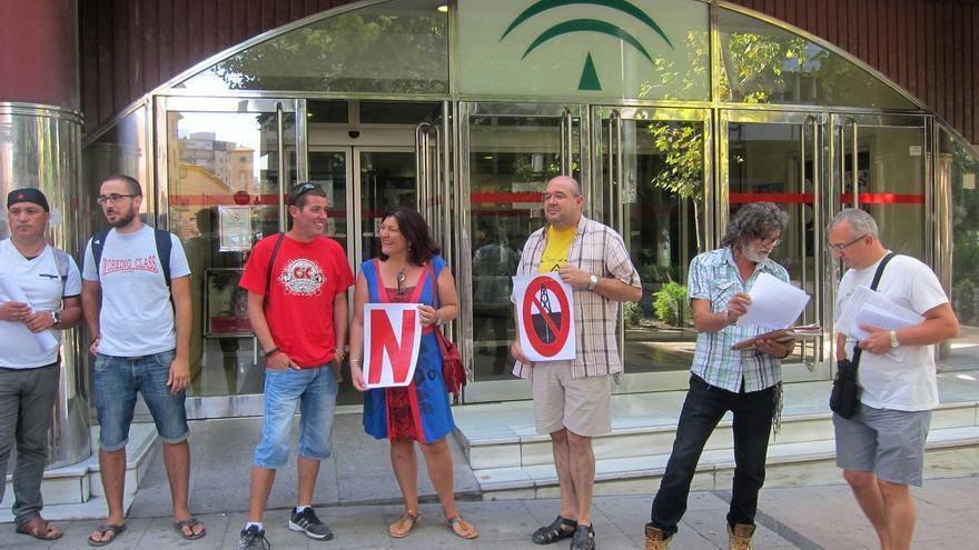 """'Jaén libre de fracking' llama a acudir a una marcha """"sin banderas"""" por la derogación de permisos de hidrocarburos"""