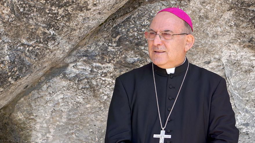 El arzobispo de la diócesis Segorbe-Castellón, Casimiro López