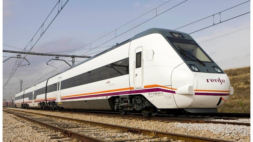 Adif licita obras de consolidación de un terraplén en la línea Sevilla-Huelva