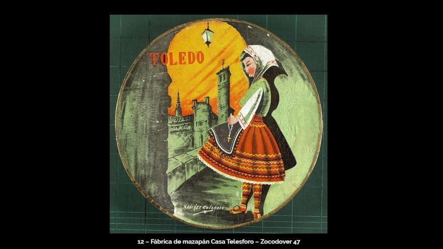 Exposición virtual 'Toledo en las cajas de mazapán'