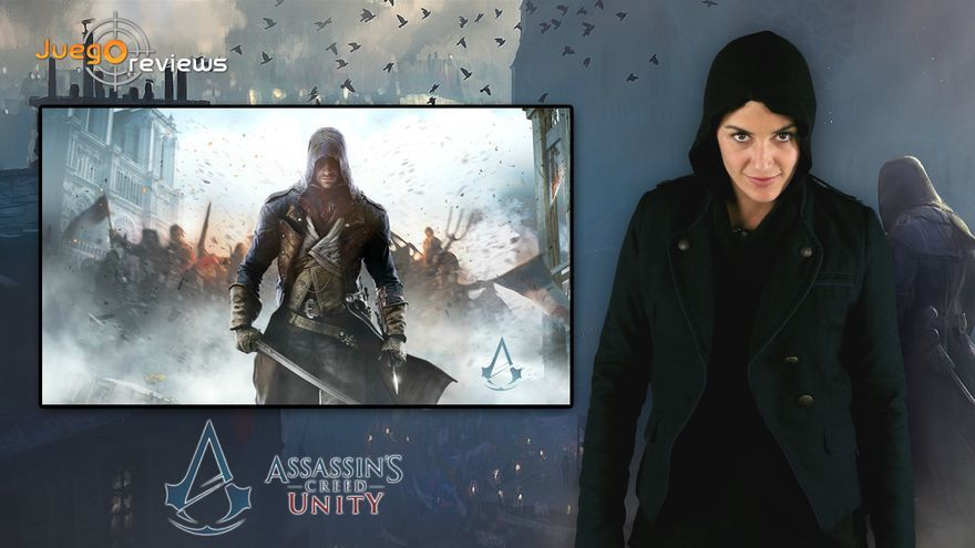 Videoreview Assassin´s Creed Unity