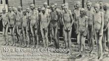 Facebook rectifica y pide perdón por retirar fotos del Holocausto