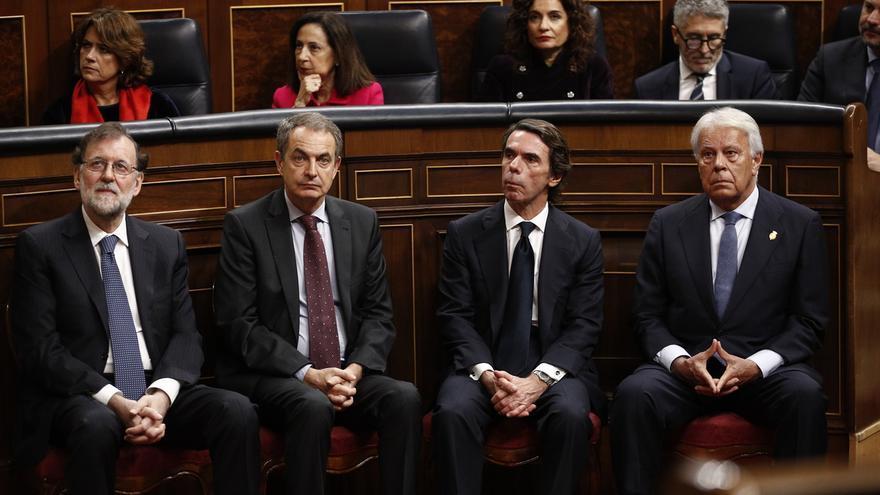 El Gobierno incrementa un 33% la asignación a expresidentes para que Rajoy también disponga de 75.000 euros