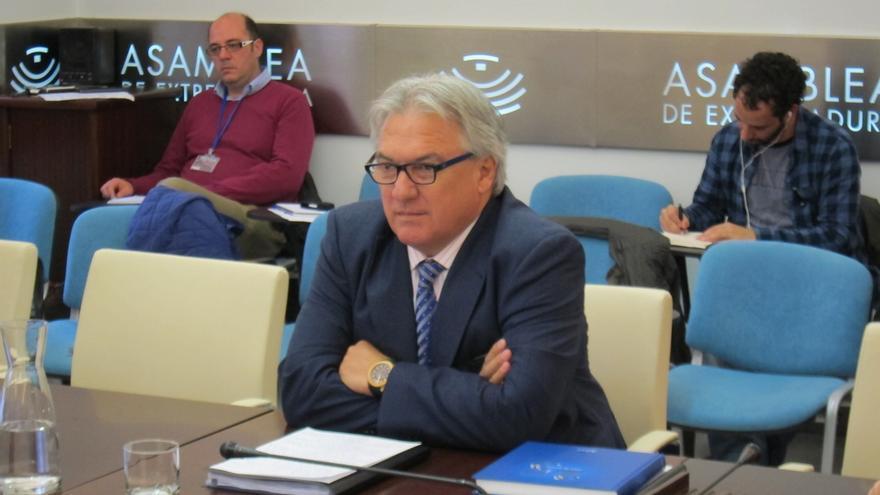 """Exalto cargo de Acorex dice que su salida fue """"moneda de cambio"""" para que IU sostuviera al Gobierno de Monago"""