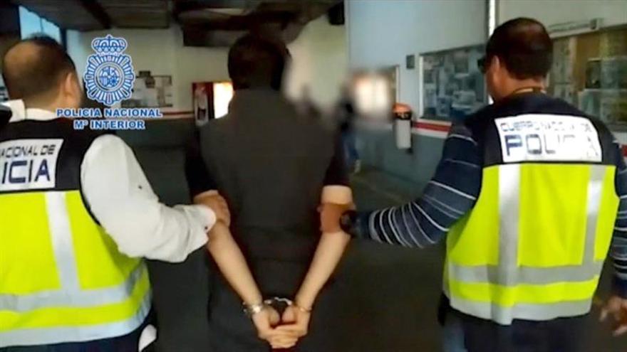 El juez interroga al exdirector de Pemex detenido en Málaga