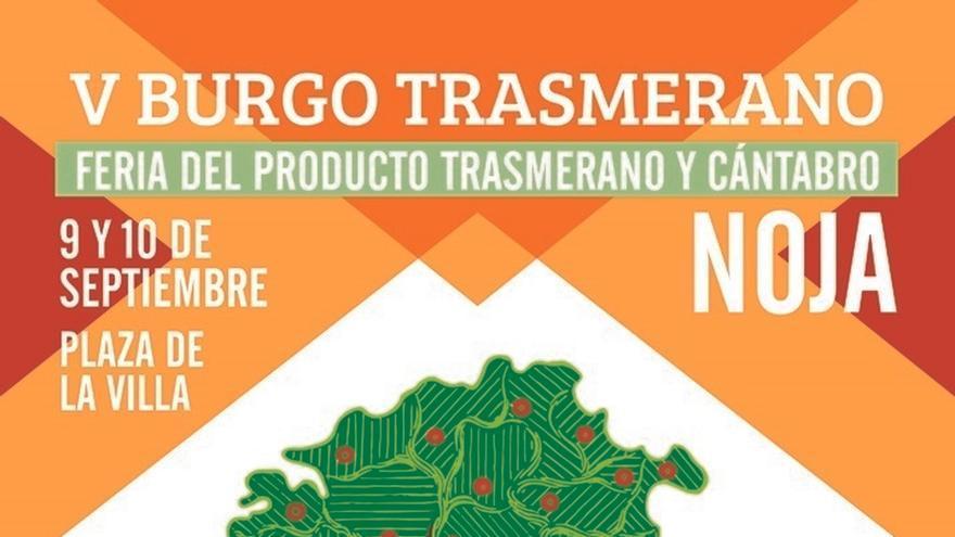 Noja acoge este fin de semana la V Feria del Burgo Trasmerano de productos agroalimentarios