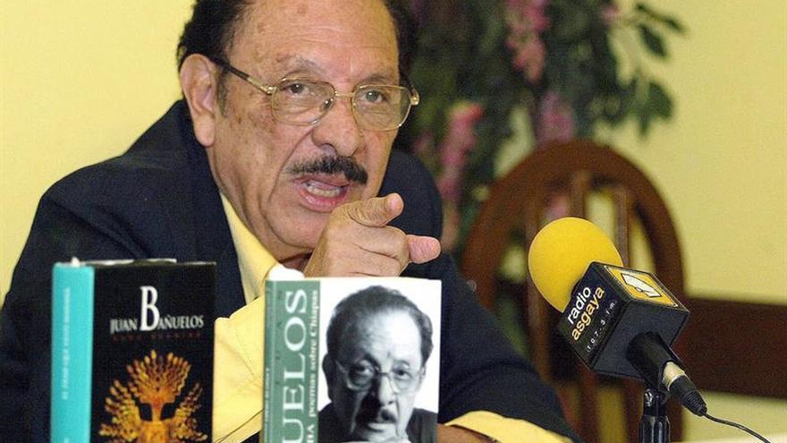 Fallece a los 84 años el poeta mexicano Juan Bañuelos