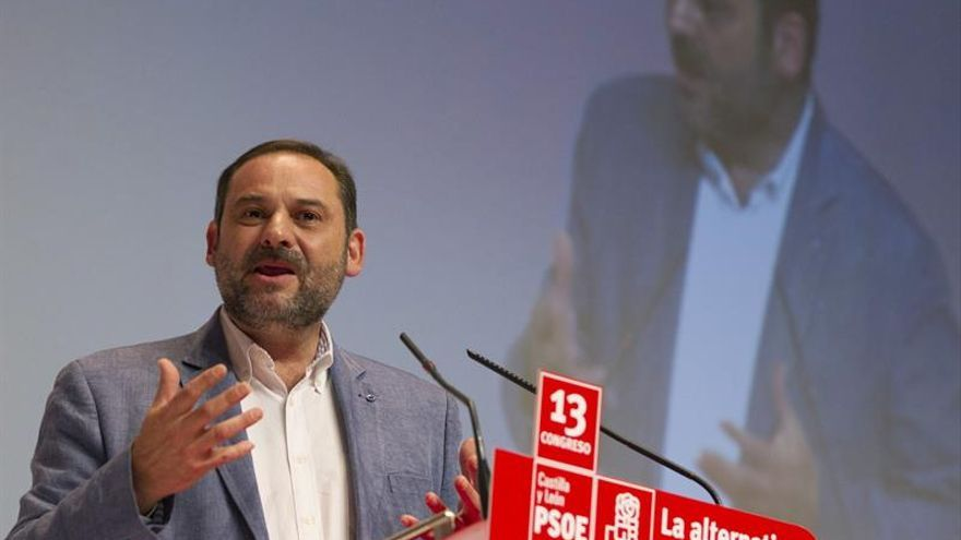 El valenciano José Luis Ábalos, secretario de Organización del PSOE