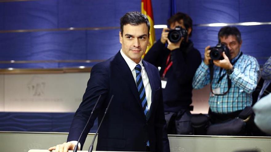 Sánchez aceptará medidas de Podemos pero sólo verá a Iglesias si hay acuerdo