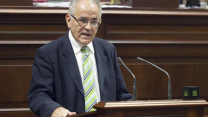 El Comisionado de Transparencia y Acceso a la Información Pública, Daniel Cerdán