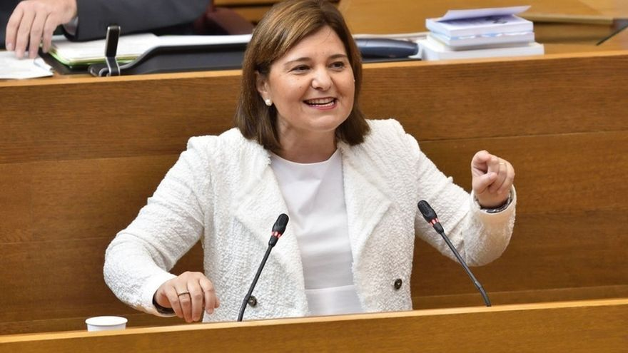 """Bonig pide """"coherencia"""" a PSPV, Compromís y Podem y que apoyen la investigación sobre ayudas al hermano de Puig"""