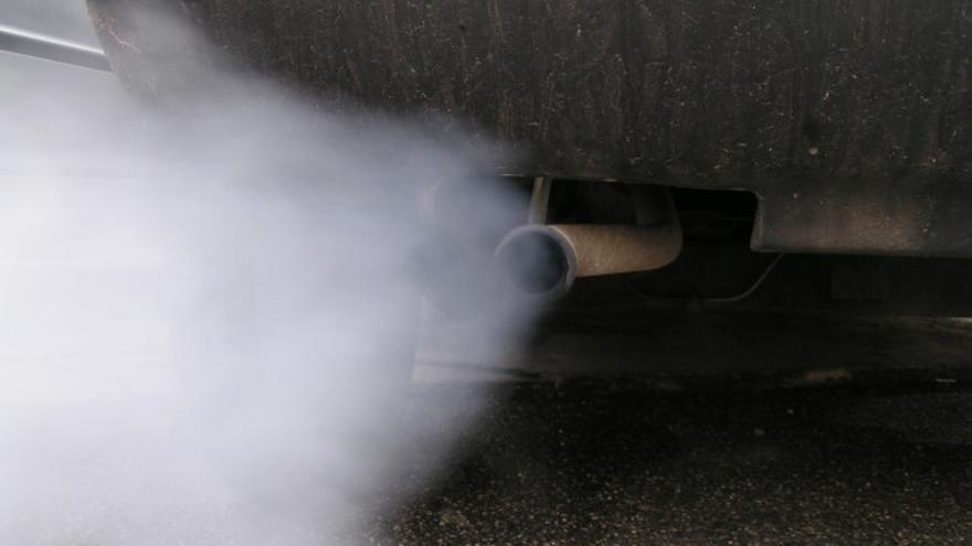 El tráfico rodado es el responsable del 70% de las emisiones de dióxido de nitrógeno en las ciudades