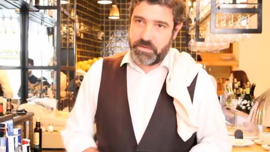 Captura del vídeo de presentación de Vox