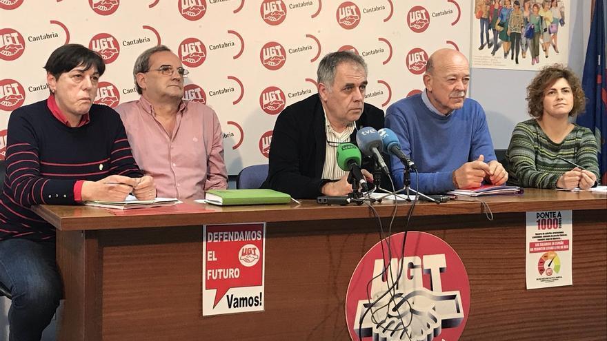 """Comité de empresa del Gobierno reclama a Revilla que """"cumpla"""" porque """"el tiempo se acaba"""""""