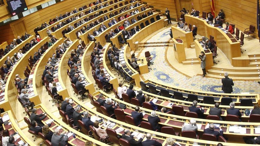 El Senado acuerda personarse ante el TC por el conflicto del control al Gobierno en funciones