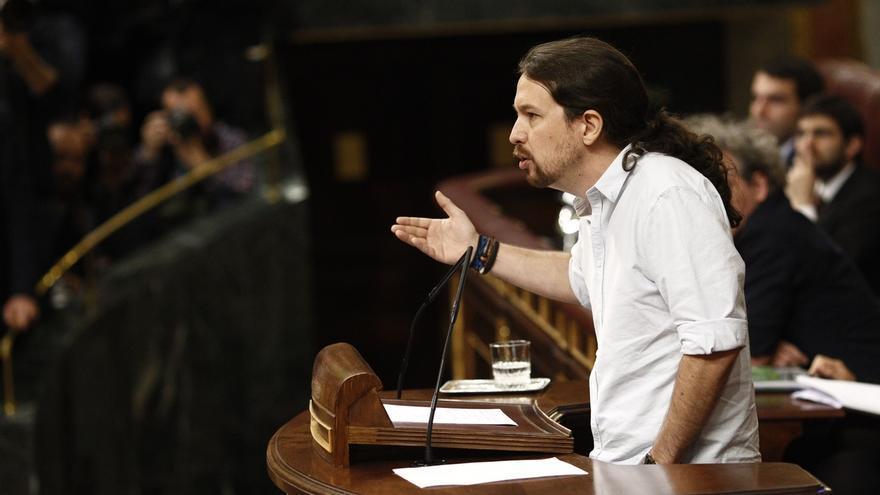 Pablo Iglesias se estrena mañana en el control al Gobierno debatiendo con el ministro Nadal sobre pobreza energética
